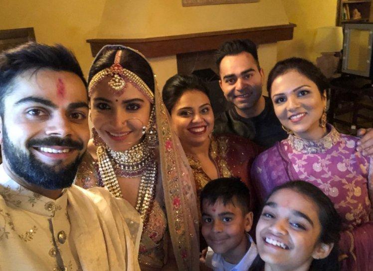 Virat Anushka Wedding 11