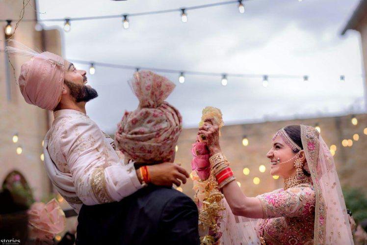 Virat Anushka Wedding 2