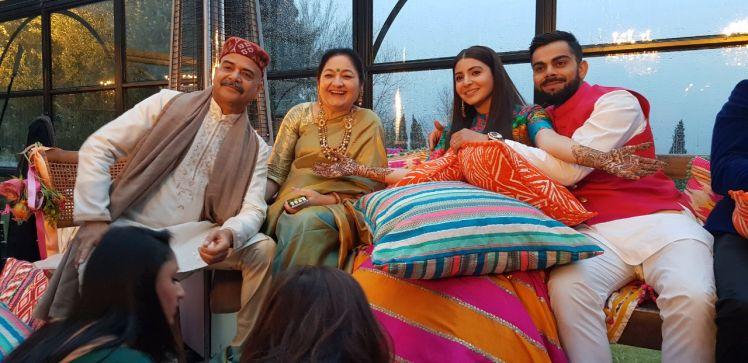 Virat Anushka Wedding 3