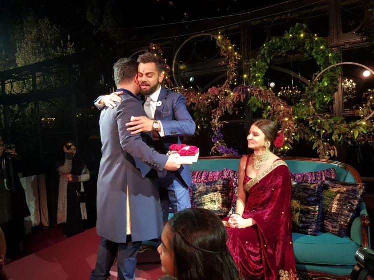 Virat Anushka Wedding 7