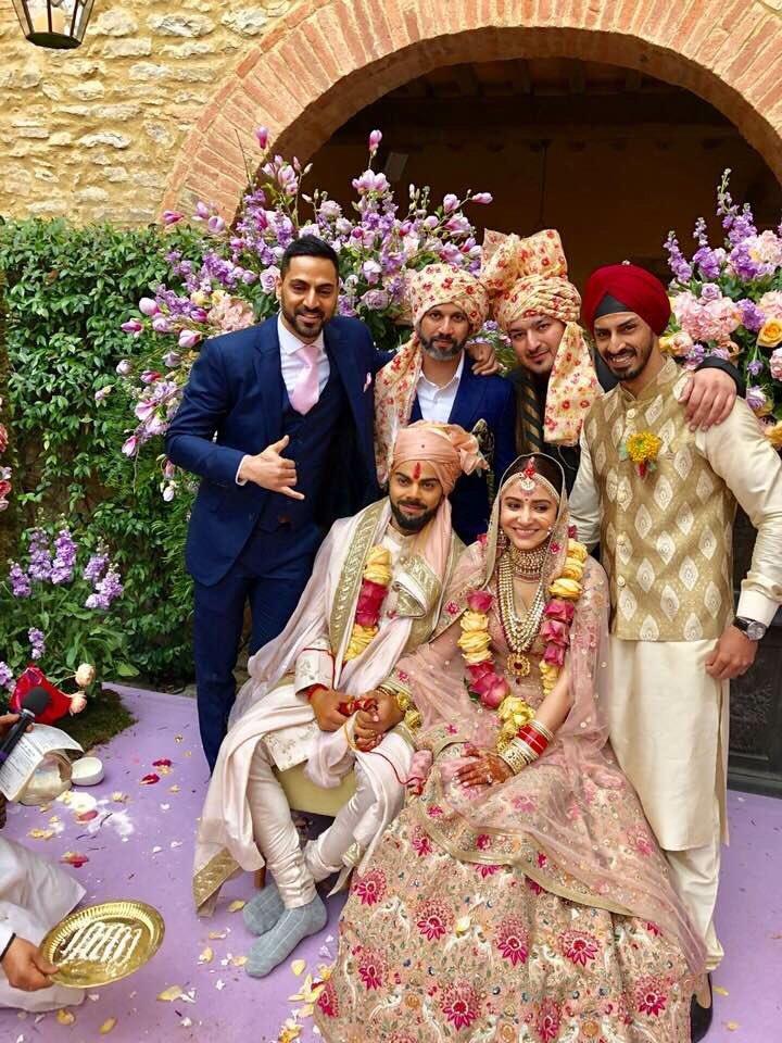 Virat Anushka Wedding 8