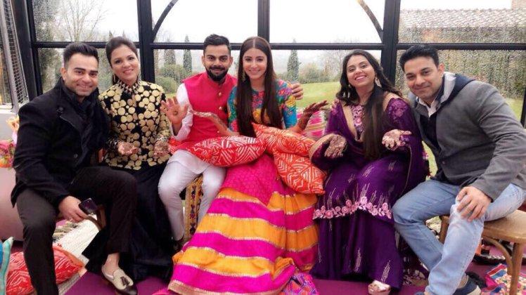 Virat Anushka Wedding 9
