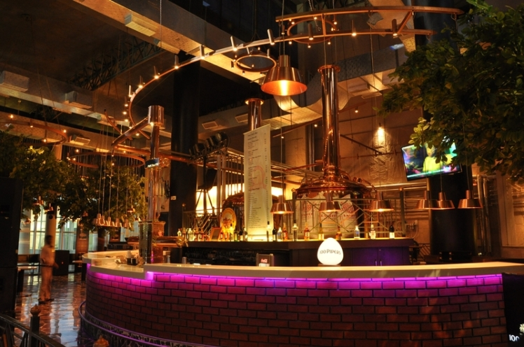 7 Degrees Brauhaus 2- Party Places in Gurgaon