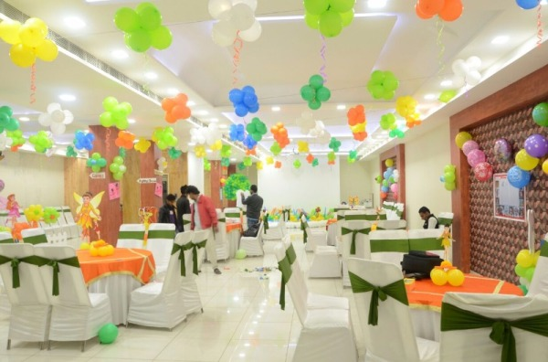 First Birthday Party Venues in Noida- Gaba Corporate Suites
