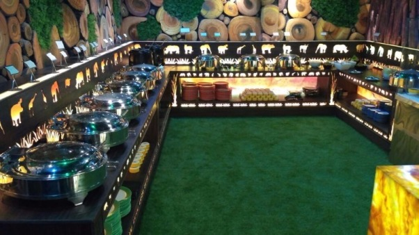 First Birthday Party Venues in Noida- Jungle Jamboree 2