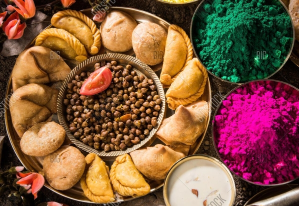 Holi Party Ideas- Food