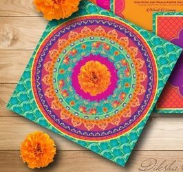 Holi Party Ideas- Invites