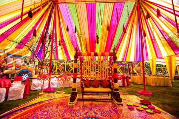 Holi Party Ideas- Venue- shopzters.com