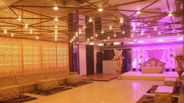 Lagoona Emerald- South Delhi Wedding Venues