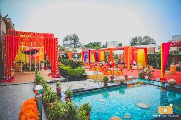 Oodles- Wedding Venues in South Delhi