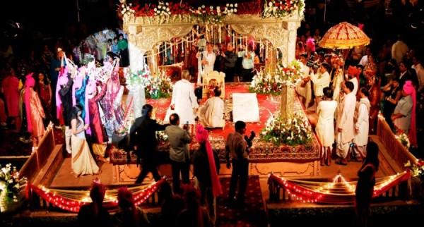 Rajasthani weds Kashmiri