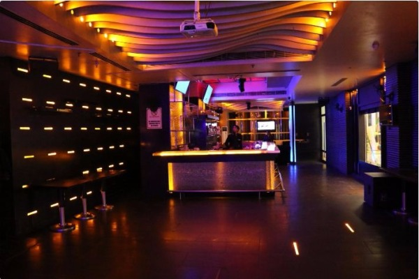 SAKET Excuse Me Boss- Party Venues in Delhi