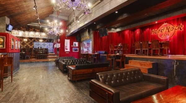 SAKET Hard Rock Cafe- Corporate Party Venues in Delhi