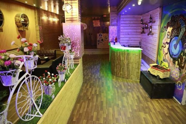 SAKET Wrong Turn Club- Party Venues in Delhi