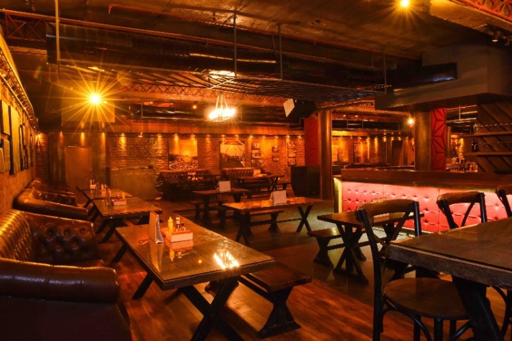 Warehouse Cafe- Corporate Party Venues in Gurgaon