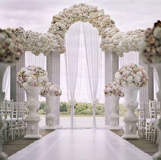 White Decor- Wedding Venues in Noida