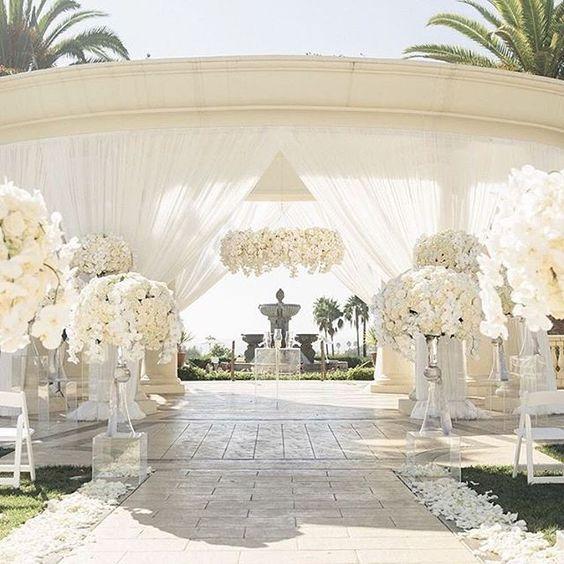White Decor- Wedding Venues in Noida2