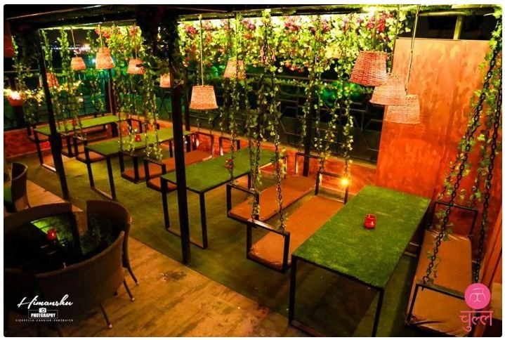 Chull- Cocktail Party venues in Gurgaon