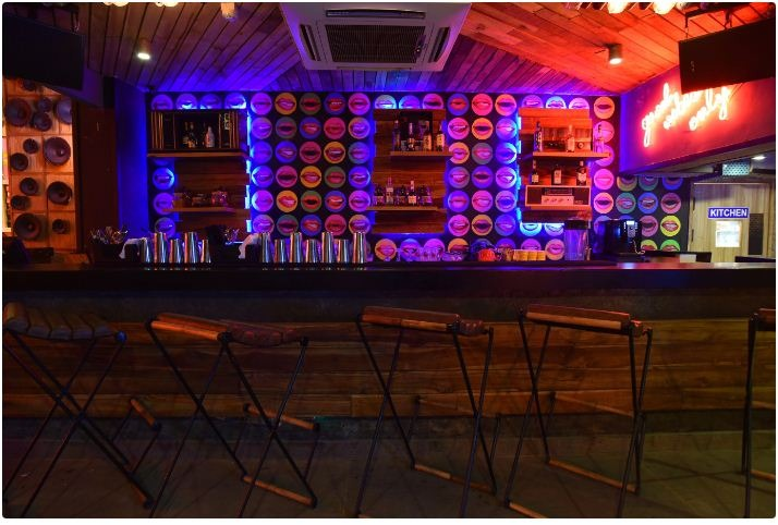 Chull- Corporate Party Venues in Sector 29