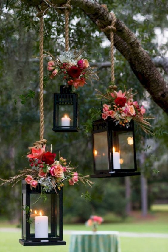 MehendiDecor- Lanterns