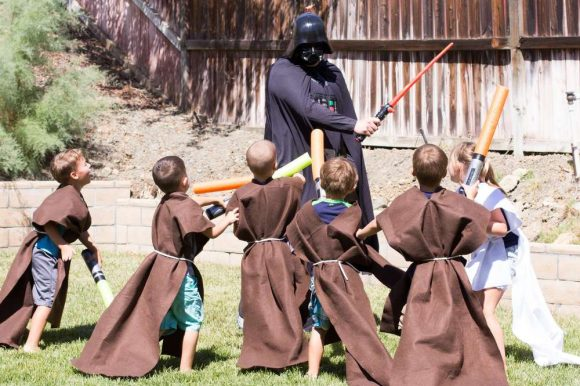 Star Wars- Birthday Party Themes (Games)