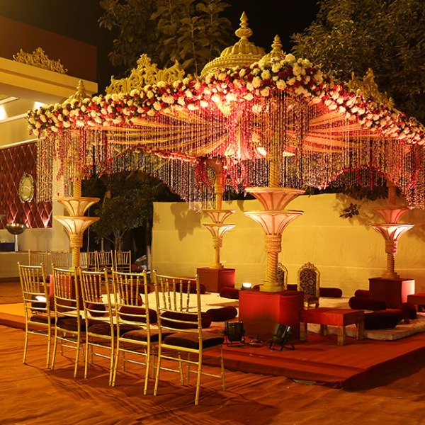 Tivoli Pushpanjali- Wedding Venues in Delhi