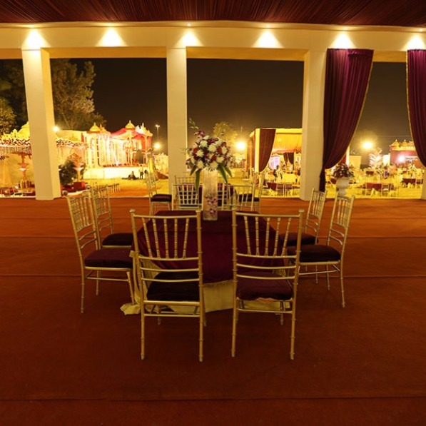 Tivoli Pushpanjali- Wedding Venues in Dwarka3