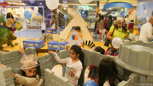 I Dig History- Kids Birthday Party Venues IN Delhi NCR2