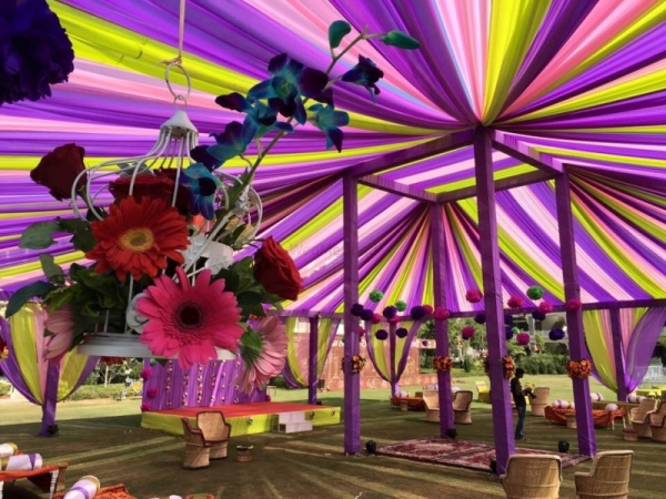 Top Wedding Lawns in Gurgaon