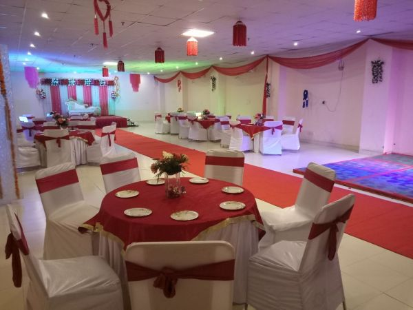Best Banquet Halls in Noida