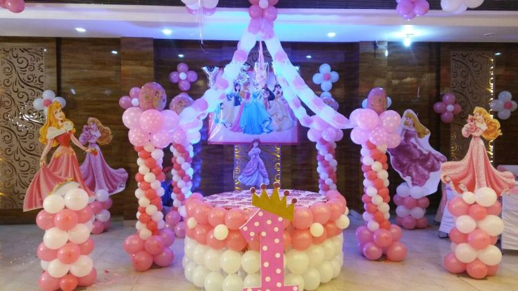 Birthday Party Halls in Delhi NCR