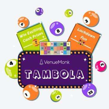 VenueMonk Tambola